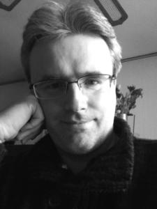 Olivier_auteur - portrait noir et blanc