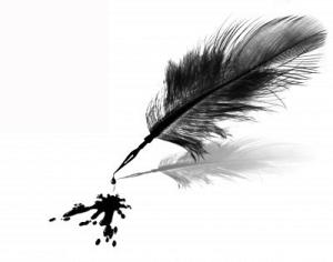 plume et encre