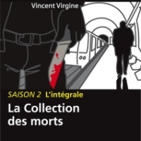 Marvin, saison 2 : La Collection des morts de Vincent Virgine