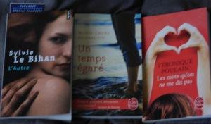 trois romans
