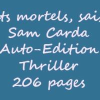 Secrets Mortels, saison 2 de Sam Carda